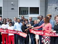 JBJ Soul Homes Ribbon Cutting Celebration