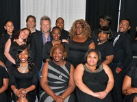 Covenant House Honors Craig Spencer and JBJSF at 'A Night of Broadway Stars' Gala