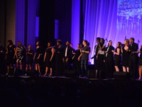 Covenant House Youth Joined by Broadway Stars for Final Performance of the Evening