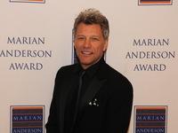 Jon Bon Jovi Receives Marian Anderson Award