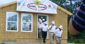 Detroit Build with Habitat for Humanity