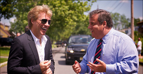 Bon Jovi Tours Sayreville & Donates $1 Million to Hurricane Sandy NJ Relief Fund
