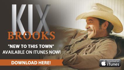 Kix Brooks iTunes