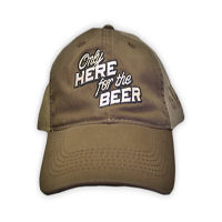 Brown Kix Cap