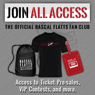 Join All Access Fan Club