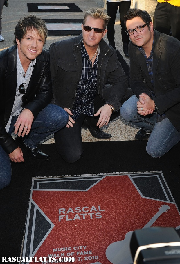 11.07.10 Music City Walk of Fame (Photo Credit: Rick Diamond)