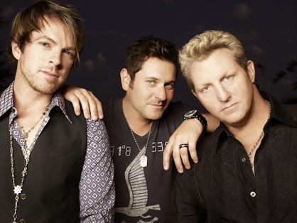 Rascal Flatts To Receive CRS 2012  Artist Humanitarian Award
