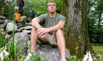 Medal of Honor Recipient Dakota Meyer Is a Man on a Mission