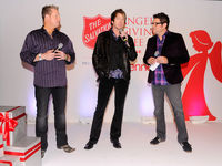 11.17.10- JCPenney Salvation Army Angel Giving Tree, NY