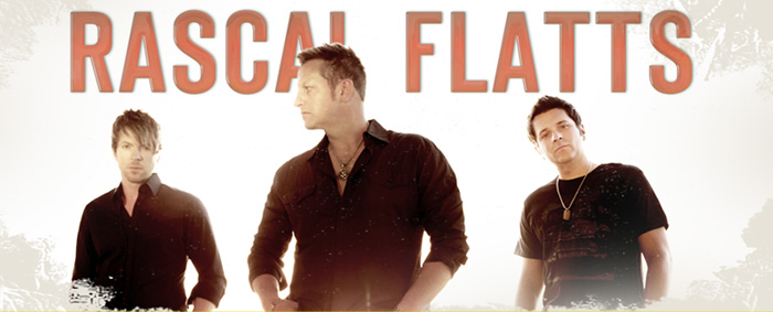 Rascal Flatts - Nothing Like This Tour 2011