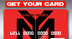 Young Money Prepaid Discover® Cards
