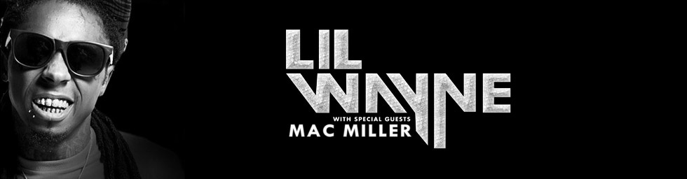 Europe tour with Lil Wayne and special guest Mac Miller
